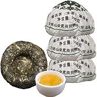 【值得收藏】云南普洱生茶沱茶 500克(100克×5个)单株古树普洱茶生茶沱茶