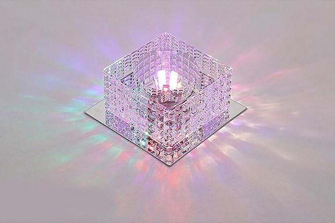 Plafoniere Da Portico : Jingzou luci di cristallo corridoio led portico plafoniera
