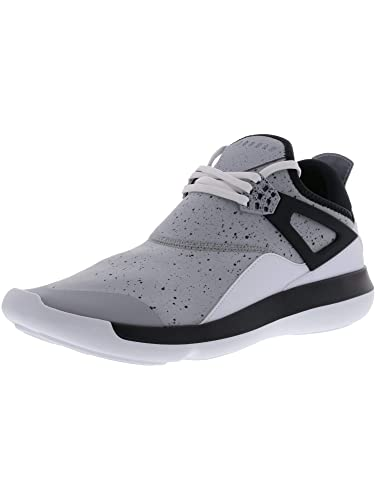 various colors 05422 1631b Image Unavailable. Image not available for. Color  Jordan FLY  89 Wolf Grey Black  Men s Basketball Shoes ...
