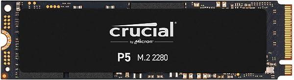 Crucial SSD P5シリーズ 1TB M.2 NVMe接続 CT1000P5SSD8JP 国内正規代理店品