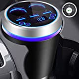 3 USB Car Charger Adapter with Cigarette Lighter