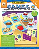 img - for Basic Language Arts G.A.M.E.S., Grade K: Games, Activities, and More to Educate Students book / textbook / text book