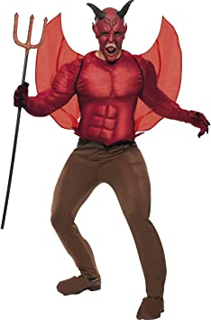 Smiffys - Disfraz de Diablo para Hombre, Talla L (UK 42) (SM31937 ...