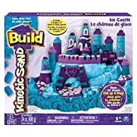 Kinetic Sand Build Ice Castle Set