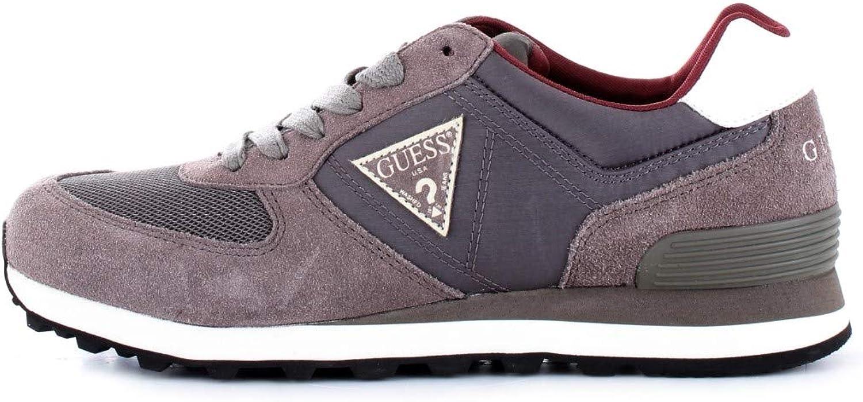 Guess Sneaker Uomo MOD. FM6CHAFAB12 Grey 39