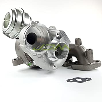 GT1749 V Turbo turbina del turbocompresor para Dodge Caliber CRD Jeep Patriot asiento Altea, Leon