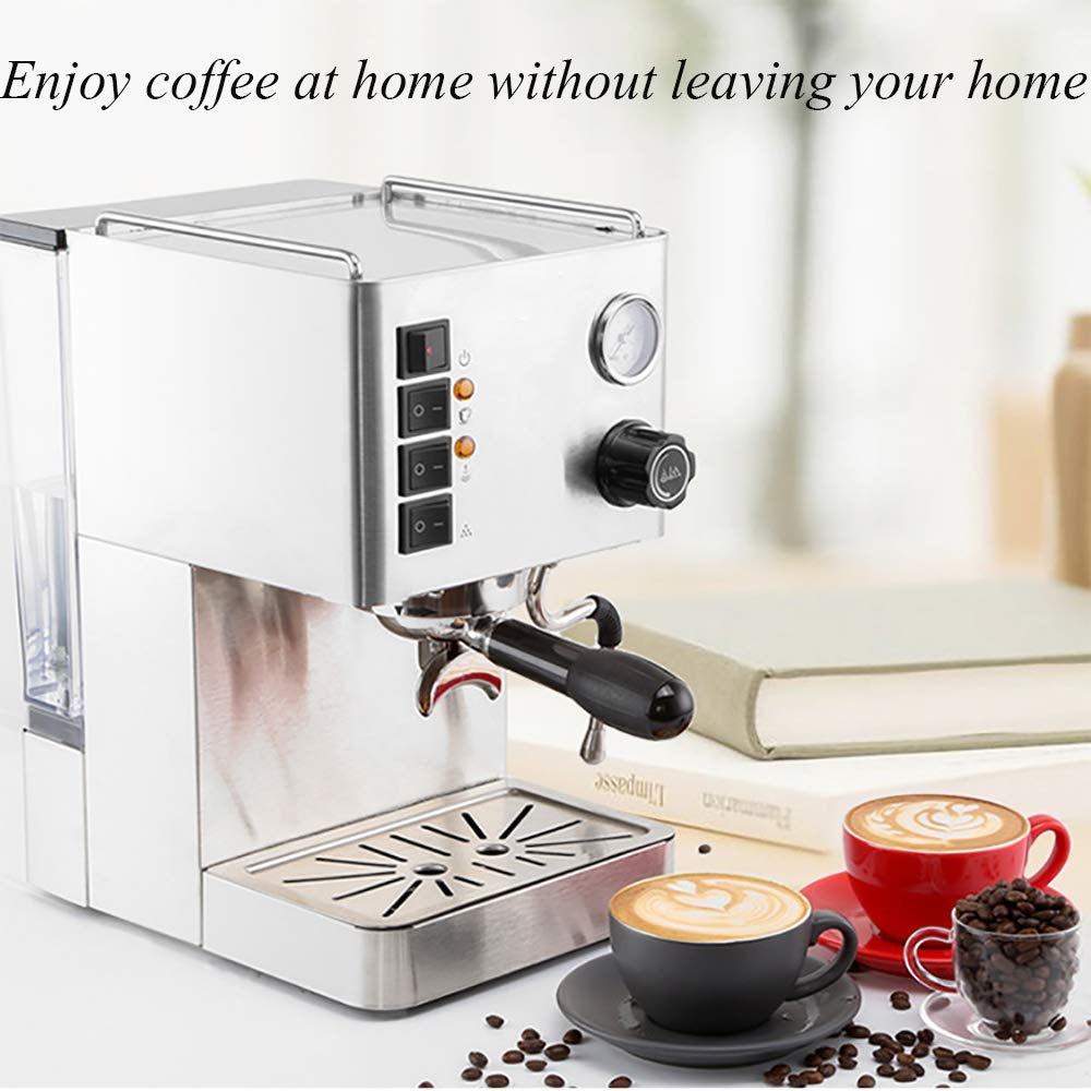 Amazon.com: WEIWEI 15-Cup - Cafetera programable con ...