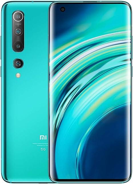 Image ofXiaomi Mi 10 - Smartphone 128GB, 8GB RAM, Coral Green
