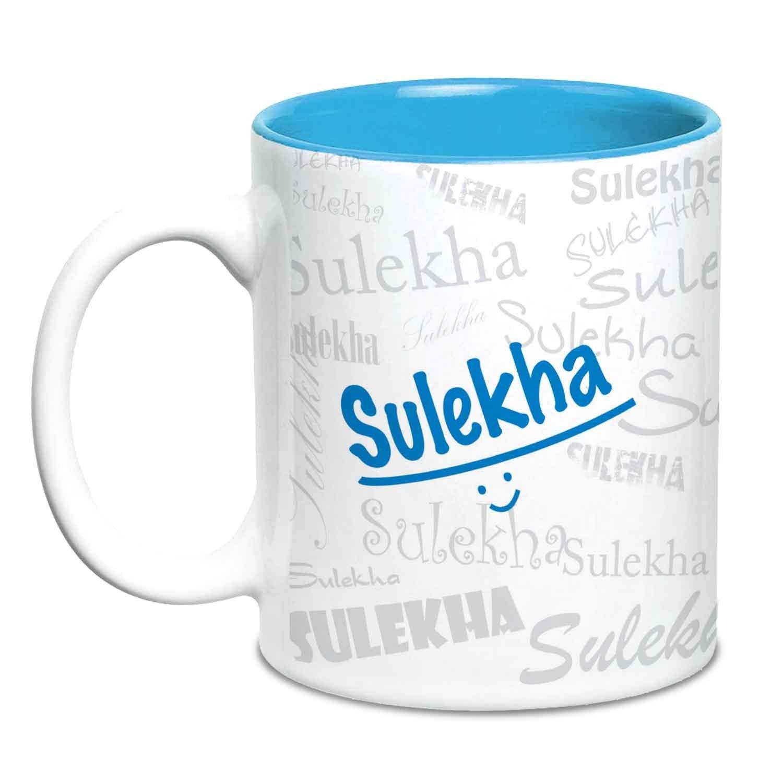 Buy Hot Muggs Me Graffiti Mug - Sulekha Personalised Name Ceramic