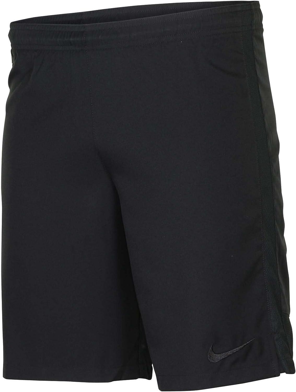 Amazon.com: Nike Soccer Football Shorts Black Mens Size ...