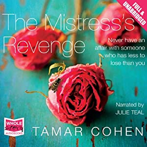 The Mistress's Revenge Audiobook