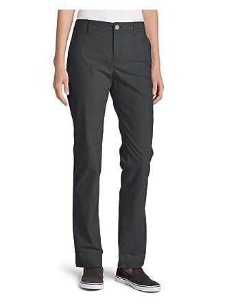 4d737253df Amazon.com: Eddie Bauer Women's Adventurer Stretch Ripstop Pants - Slightly  Curvy: Clothing