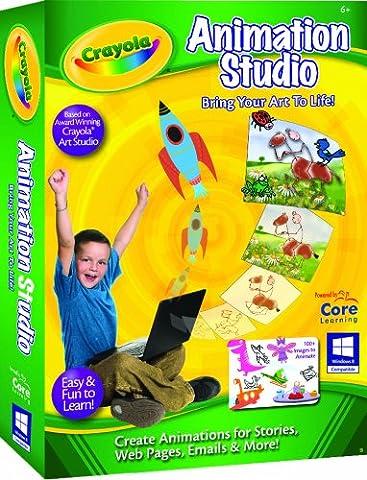 Crayola Animation Studio (Educational Software)