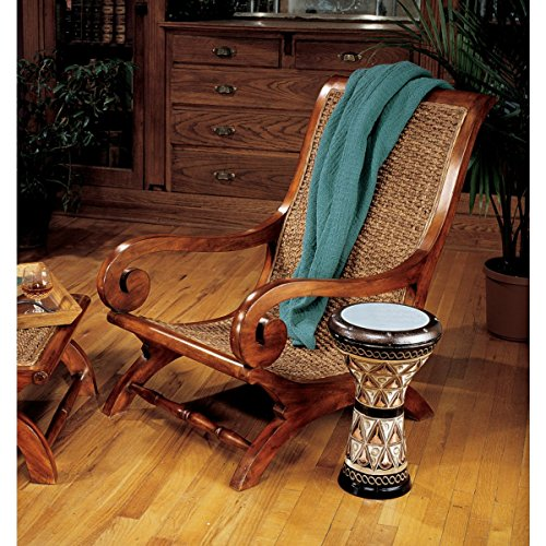 Design Toscano British Plantation Chair