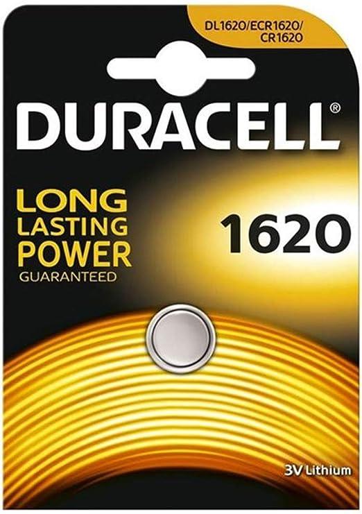 Duracell Batterie Elektronik 1620 Lithiumknopfzelle Cr1620 3 0v 1st