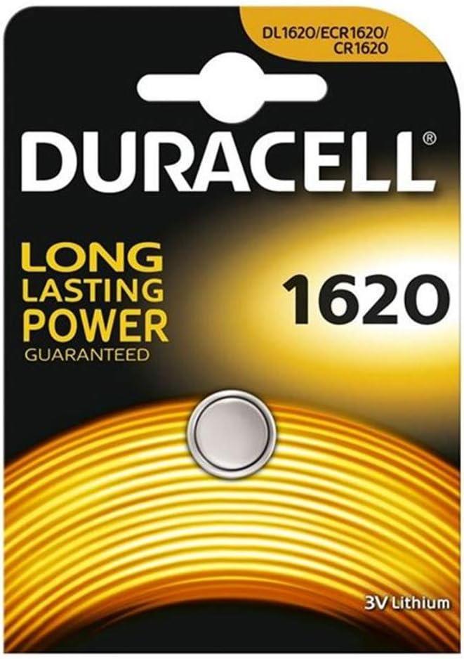 Duracell Batterie Elektronik 1620 Lithiumknopfzelle Elektronik