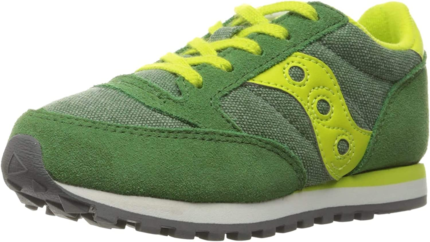 Saucony Calzature Sneakers SY57155 Green Yellow
