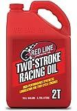 Red Line 40605 2-Stroke Race Oil, 1 Gallon, 1 Pack