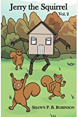 Jerry the Squirrel: Volume Two (Arestana Series) Paperback