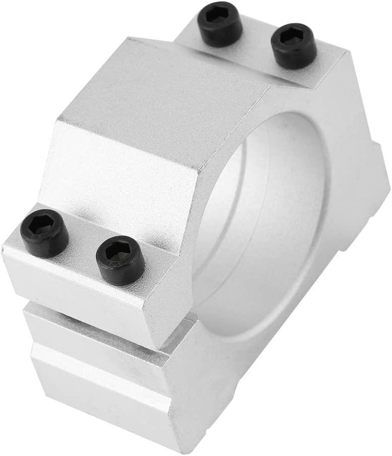 MagiDeal Spindle Motor Mount Bracket Clamp For CNC Engraving Machine Accessory 65mm