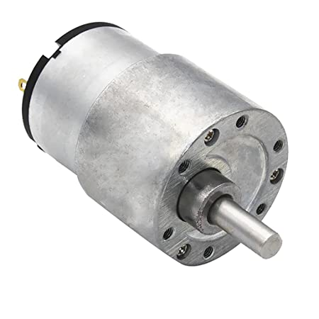 6V 266RPM Electric Gearbox DC Gear Motor Micro Speed Reduction High Torque