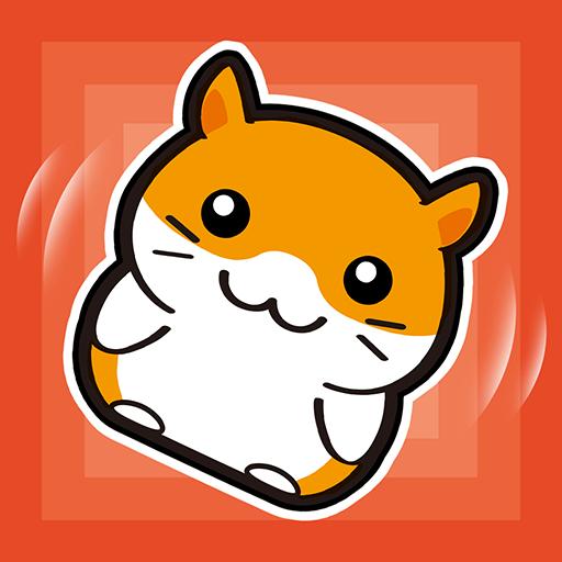 My Pets Hamster Roll Ball - Mini Animal Life Story