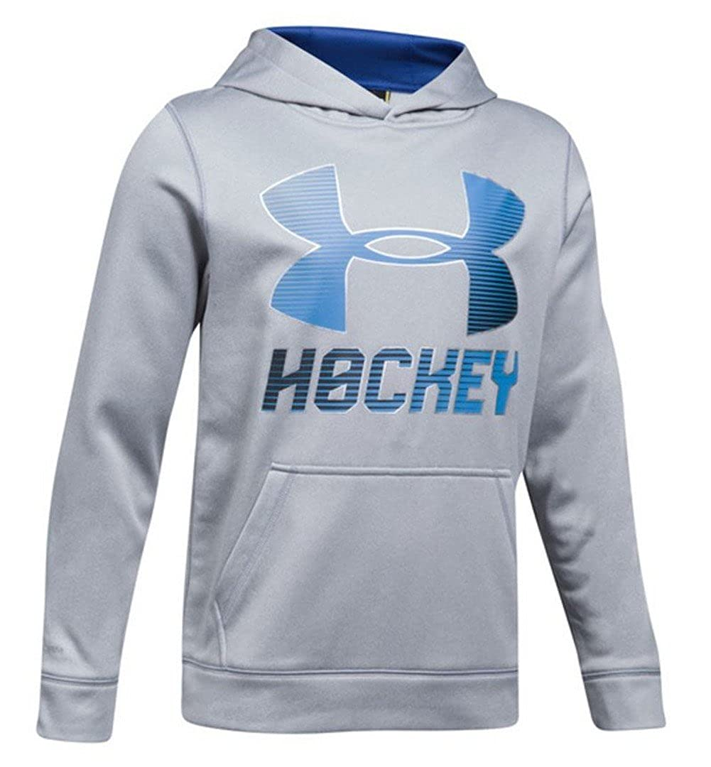 Under Armour Men's UA Hockey Wordmark 2.0 Hoodie Sweatshirt 1299633