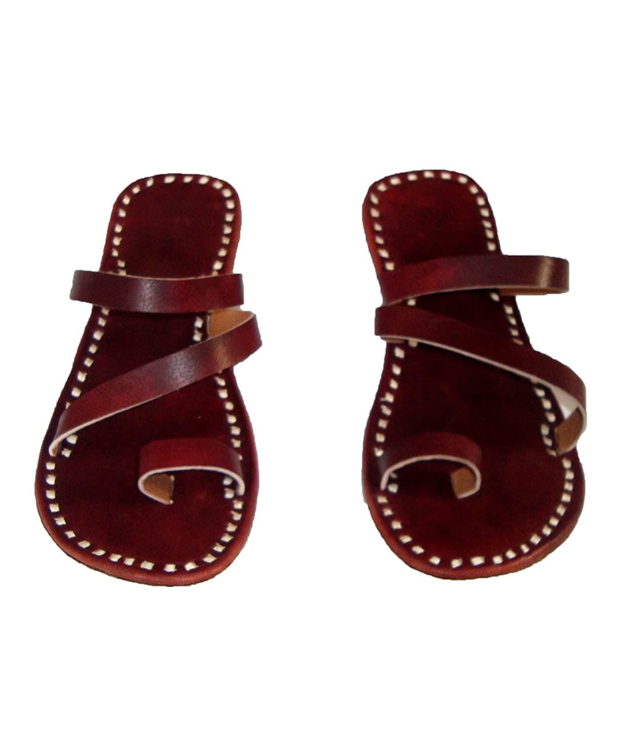 COFFEE LEATHER SHOES Indian sandals Online shoes Leather Shoes Cheap shoes flats free shipping