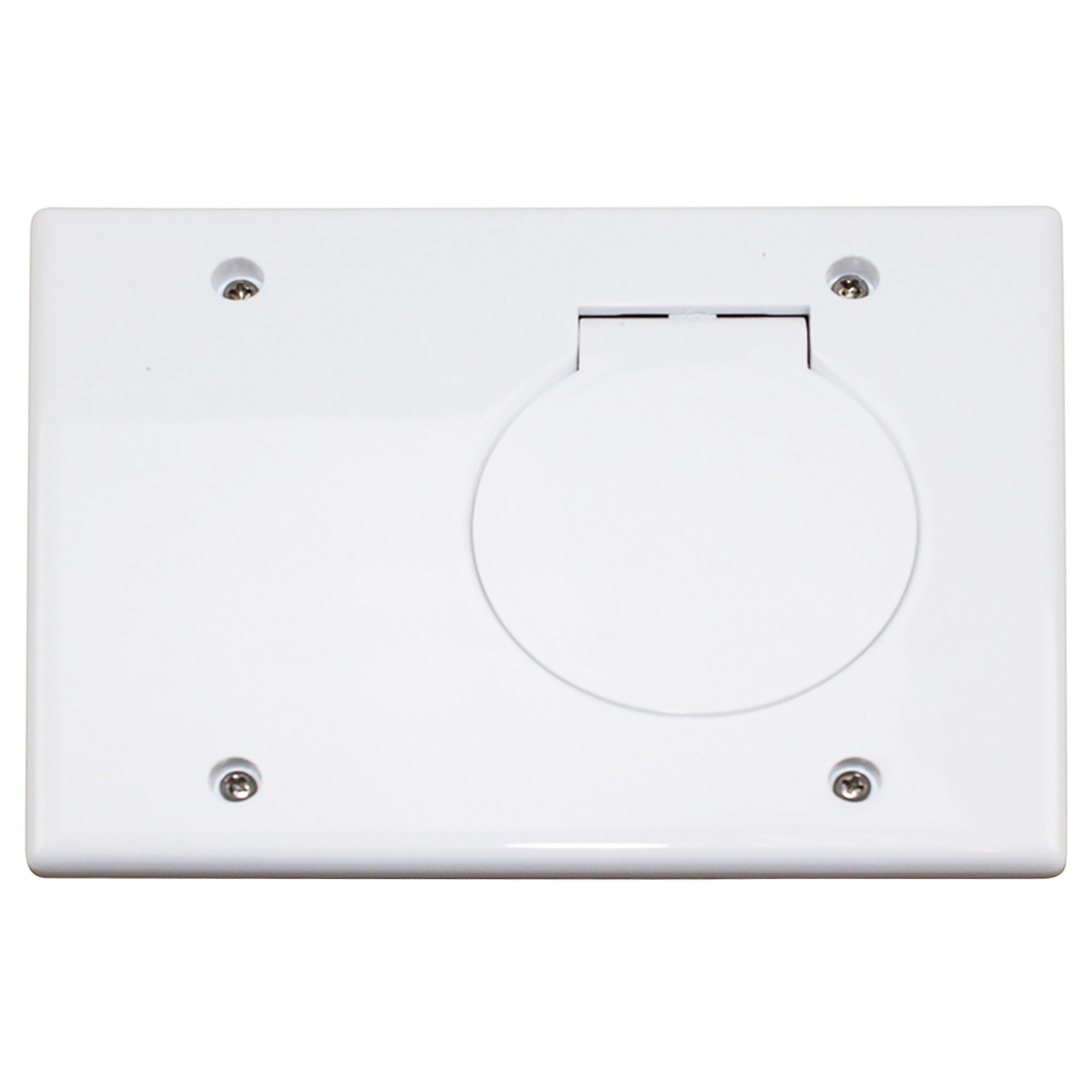 Sylvania RM36 SentryLight Concealed Recessed 2-Lamp 36W Xenon Emergency Light, 12V, Remote