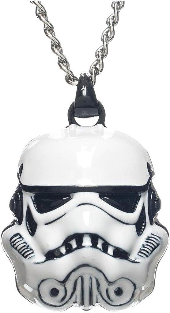 Star Wars Storm Trooper 3D Necklace