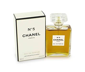 Chanel No 5 for Women, 100ml at amazon