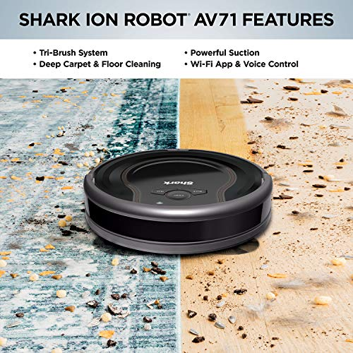 $70 off the Shark ION robot vacuum