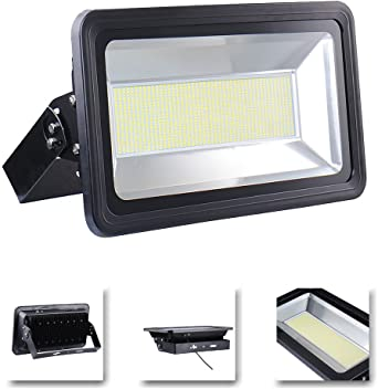 Yuanline® Proyector LED Exterior 10W para Jardín, Patio, Terraza ...
