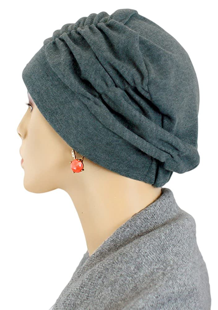 Hats for You Womens Shirred Chemo Cap