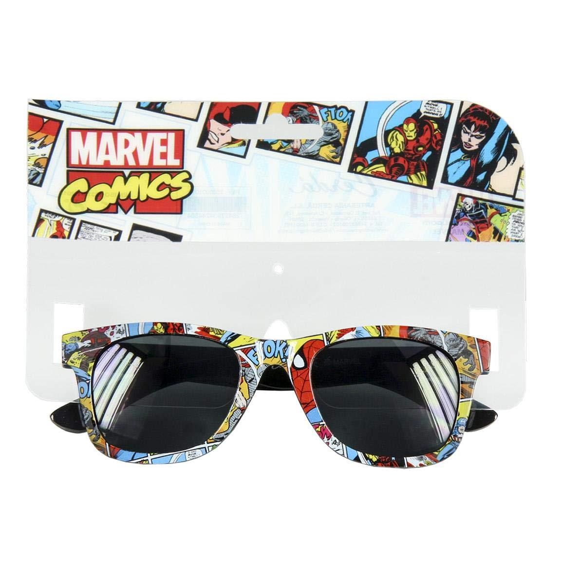 52 Bambina Artesania Cerda Gafas De sol Marvel Occhiali da Sole Nero Negro