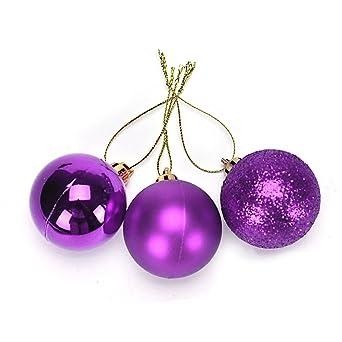 Bestow Decoración árbol de Navidad Bola decoración para el hogar (tamaño Libre, Azul): Amazon.es: Ropa y accesorios