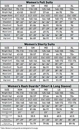 National Geographic Snorkeler Ladies Classic Shorty Suit, Large 5971 by National Geographic Snorkeler (Image #1)