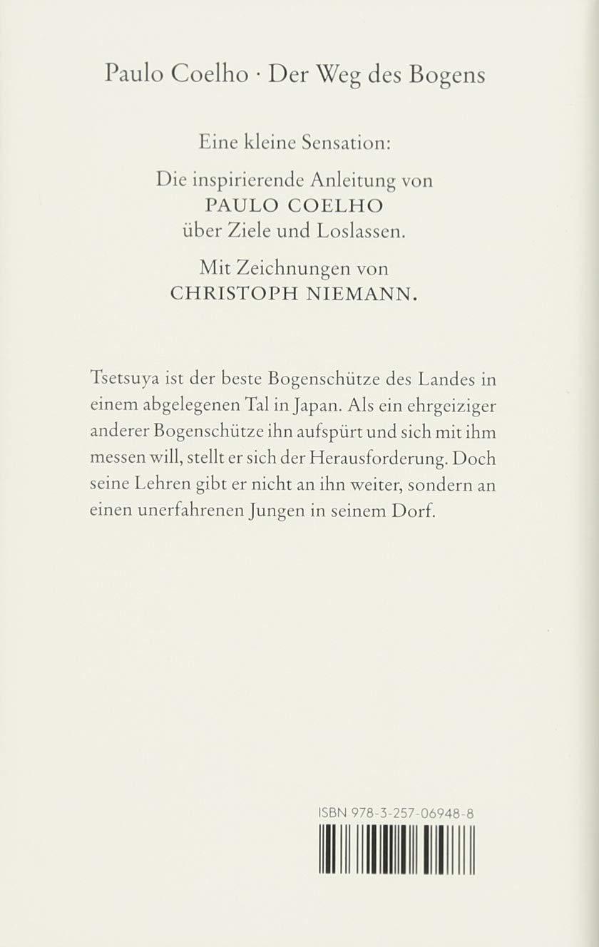 Der Weg Des Bogens Amazon De Paulo Coelho Christoph