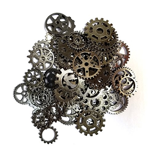 Aoyoho Assorted Vintage Steampunk Crafting product image