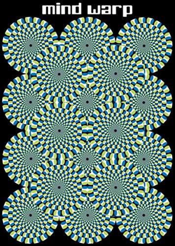 Pyramid America Mind Warp Trippy Cool Huge Large Giant Poster Art 40×60