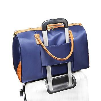 Amazon.com: Bolso de viaje para mujer, de gran utilidad ...