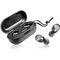LYPERTEK TEVI True Wireless Earphone Bluetooth 5.0 IPX7 Waterproof Qualcomm QCC3020 Up to 10 Hours Playback Time USB…