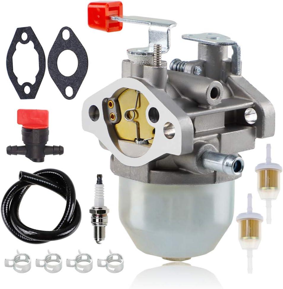 HUZTL Carburetor for 0C1535ASRV Generac 0C1535AESV 4000XL 4000EXL GN220 W#436BRE T44/35PDS396829 Sears Troy Built Portable Generators