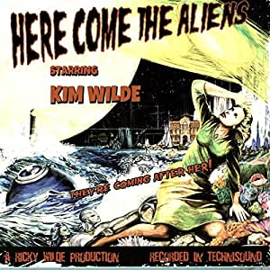 Here Come The Aliens (Limited Box Set)