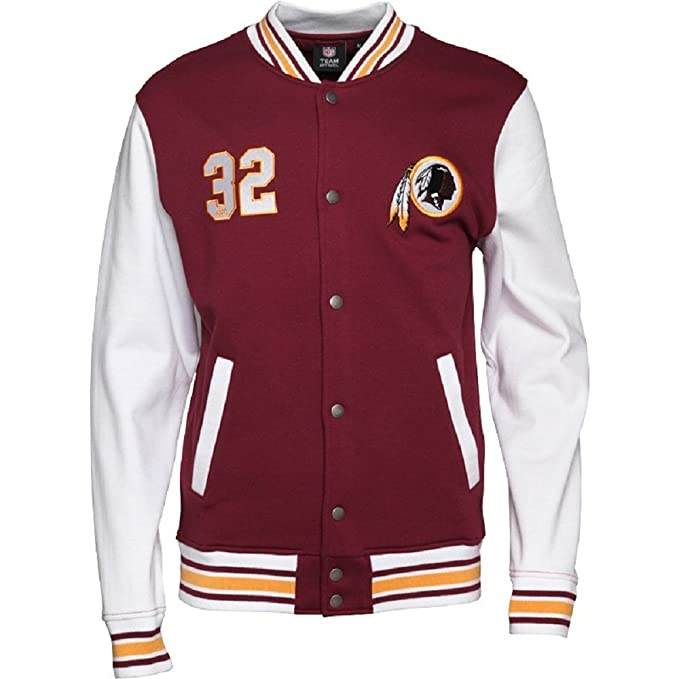 best service 694b7 45dd2 Mens Washington Redskins NFL Football Americano Letterman ...