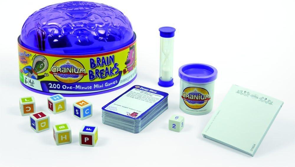Hasbro Juegos de Adultos Cranium Al Instante 31654105: Amazon.es: Juguetes y juegos