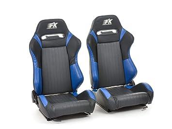 FK Automotive FK Sport asientos mitad de Carcasa asientos ...
