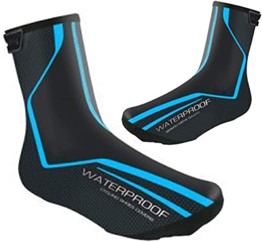 Waterproof Cycling Shoe Covers Winter Road Bike Overshoes Thermal Warm  Shoes Cover for Men Women, MTB Bicycle Booties: Amazon.co.uk: Shoes & Bags