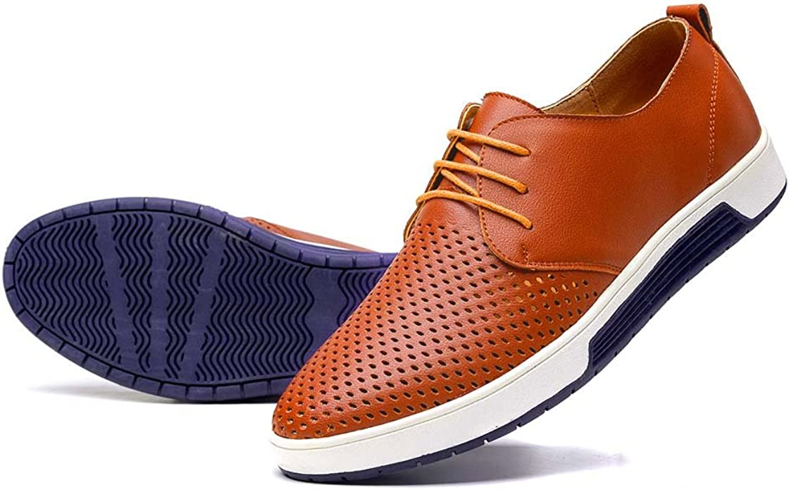 dress shoes with sneaker soles