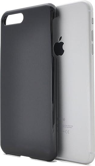 13e261a8bd PLATA iPhone7Plus iPhone8Plus ハード ケース カバー pc iPhone 7Plus 8Plus 【 ブラック 黒 くろ  black 】